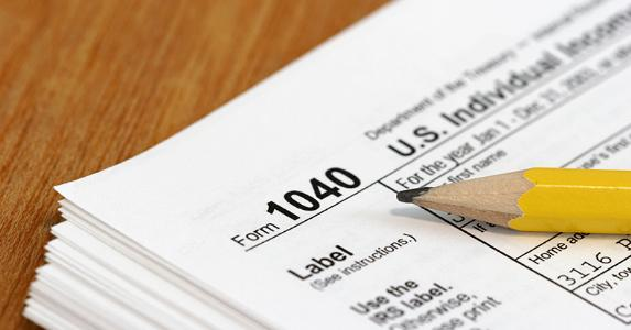Income tax anxiety